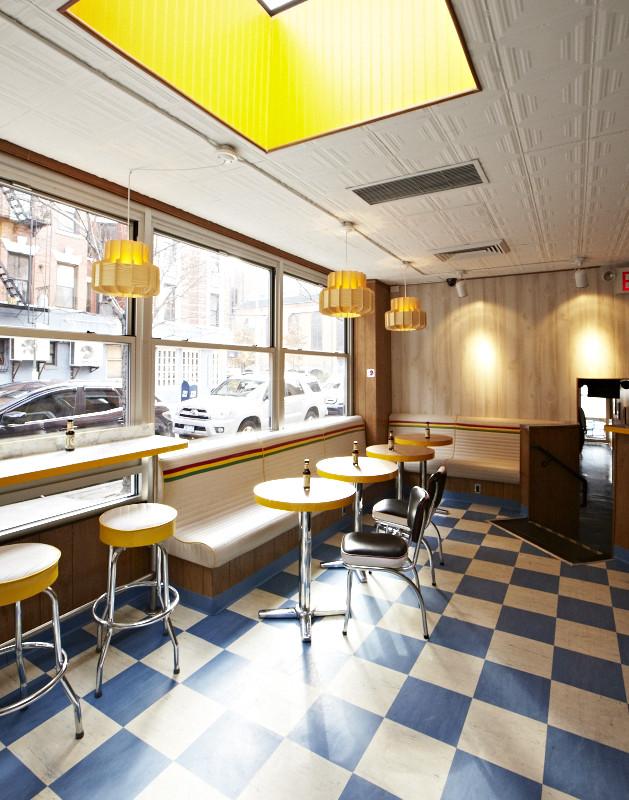 Cafe Lily Norton Menu