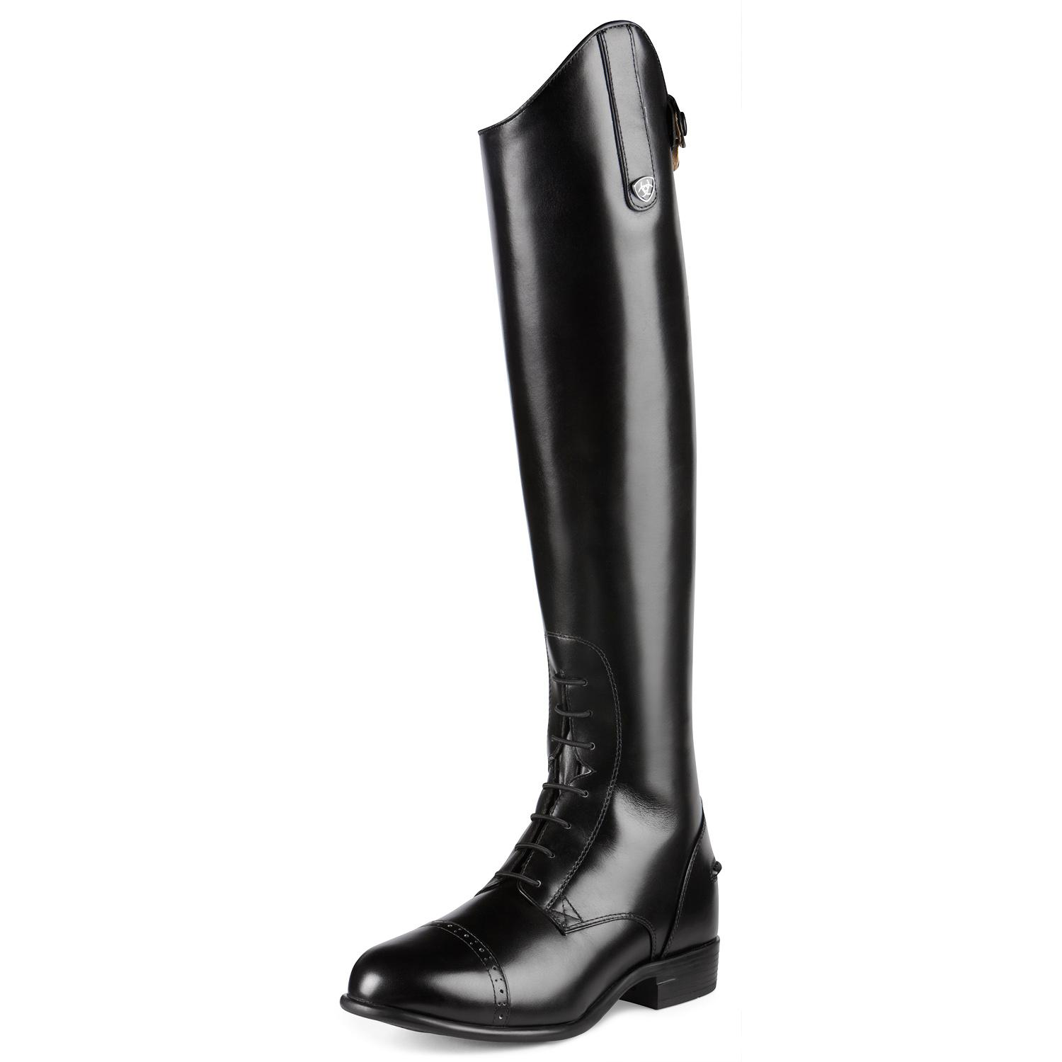 We offer a great choice of leather and synthetic long riding boots, perfect for competition, or everyday wear at the stables. Top brands we stock include Toggi, .