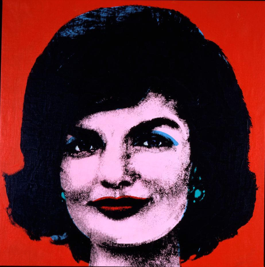 andy warhol what we like nyc andy warhol red jackie