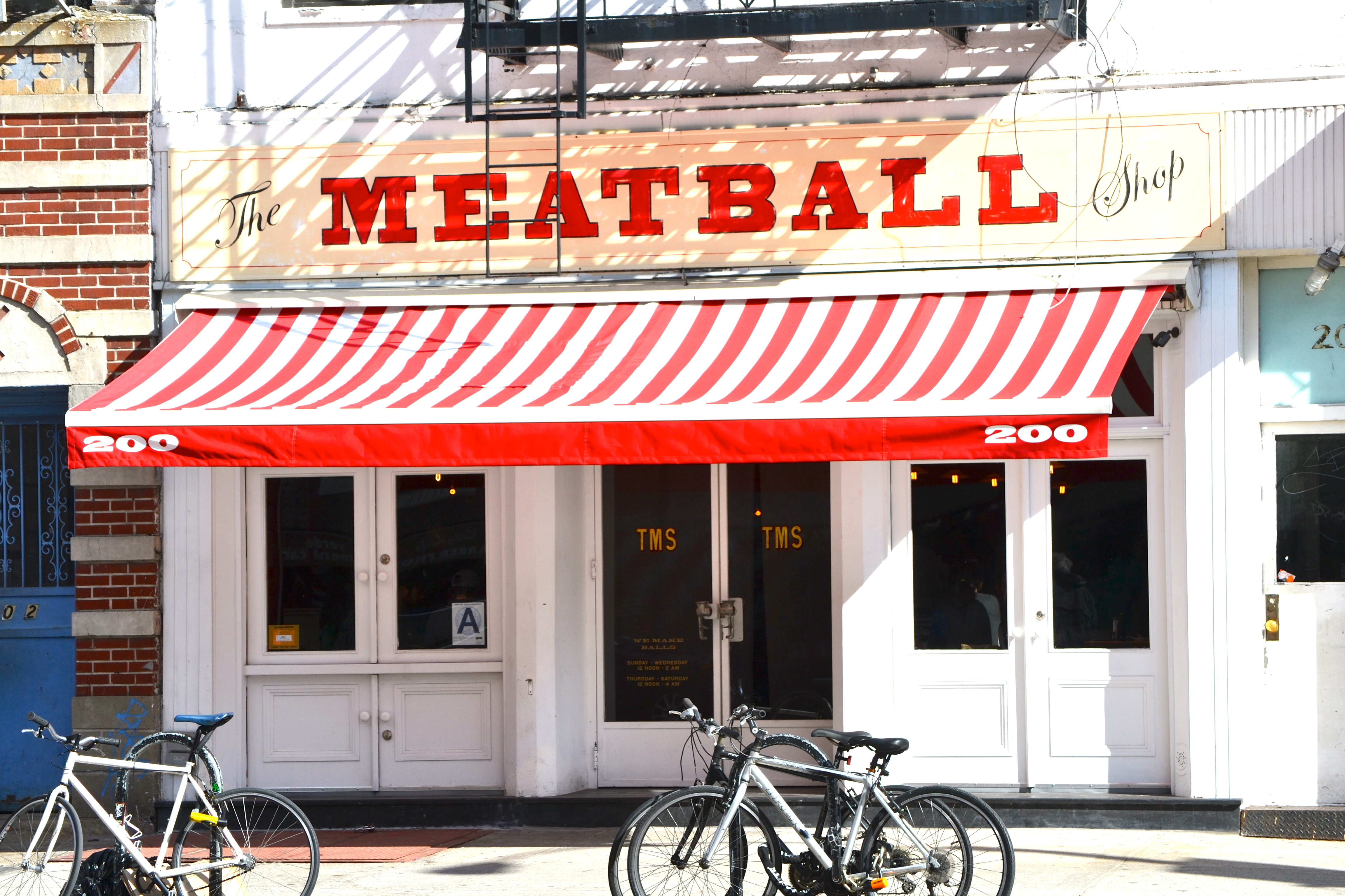 The Meatball Shop Chelsea – what we LIKE NYC