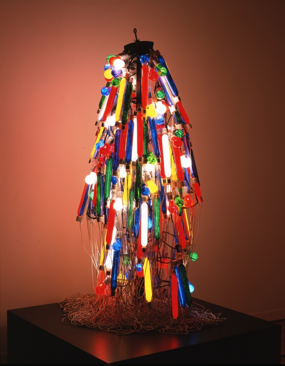 Tanaka_Atsuko_Electric Dress