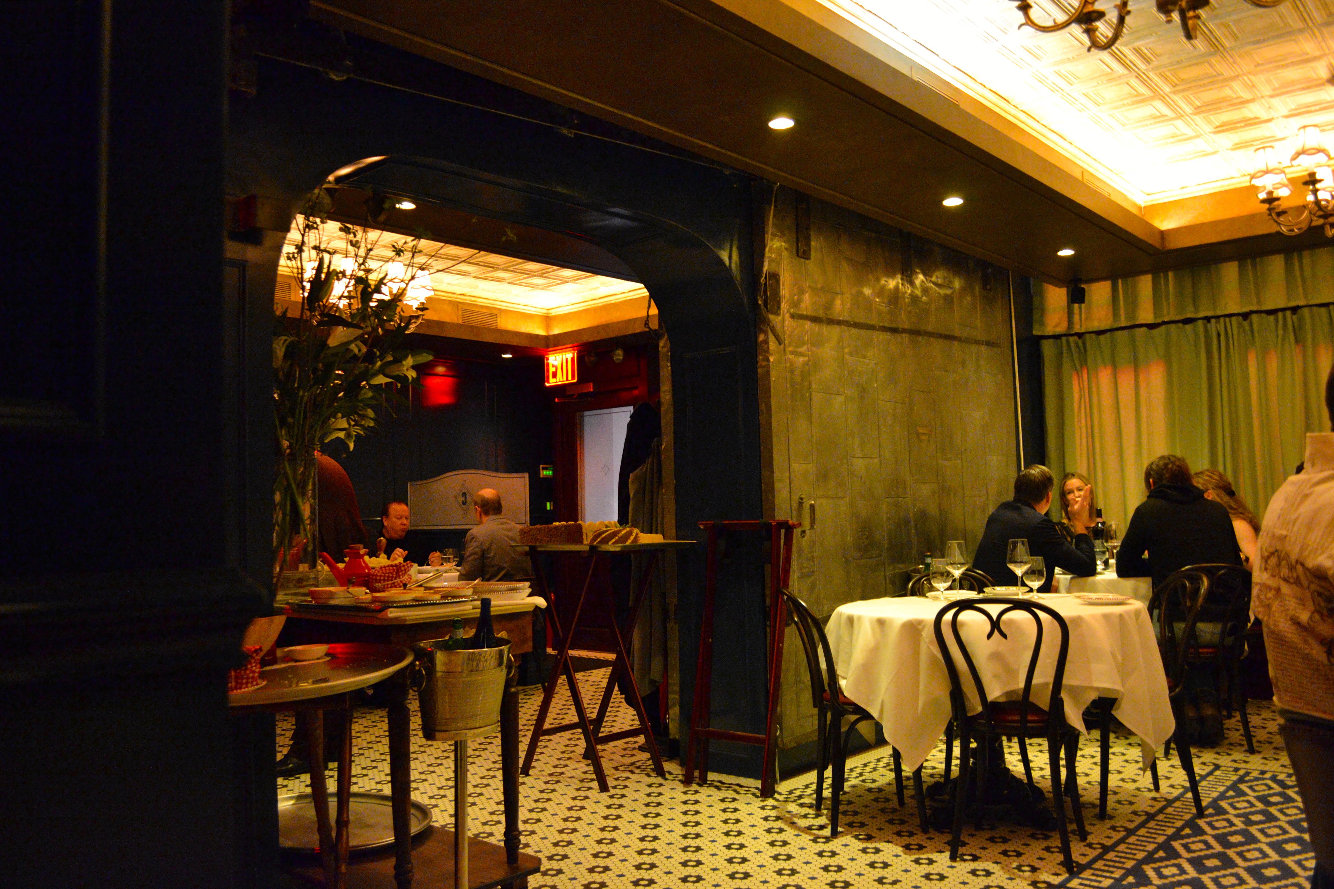 Torrisi Restaurant Nyc