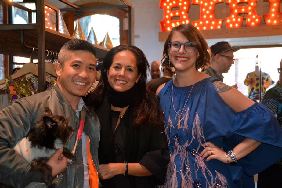 Thakoon, Maria Cornejo & Jen Mankins