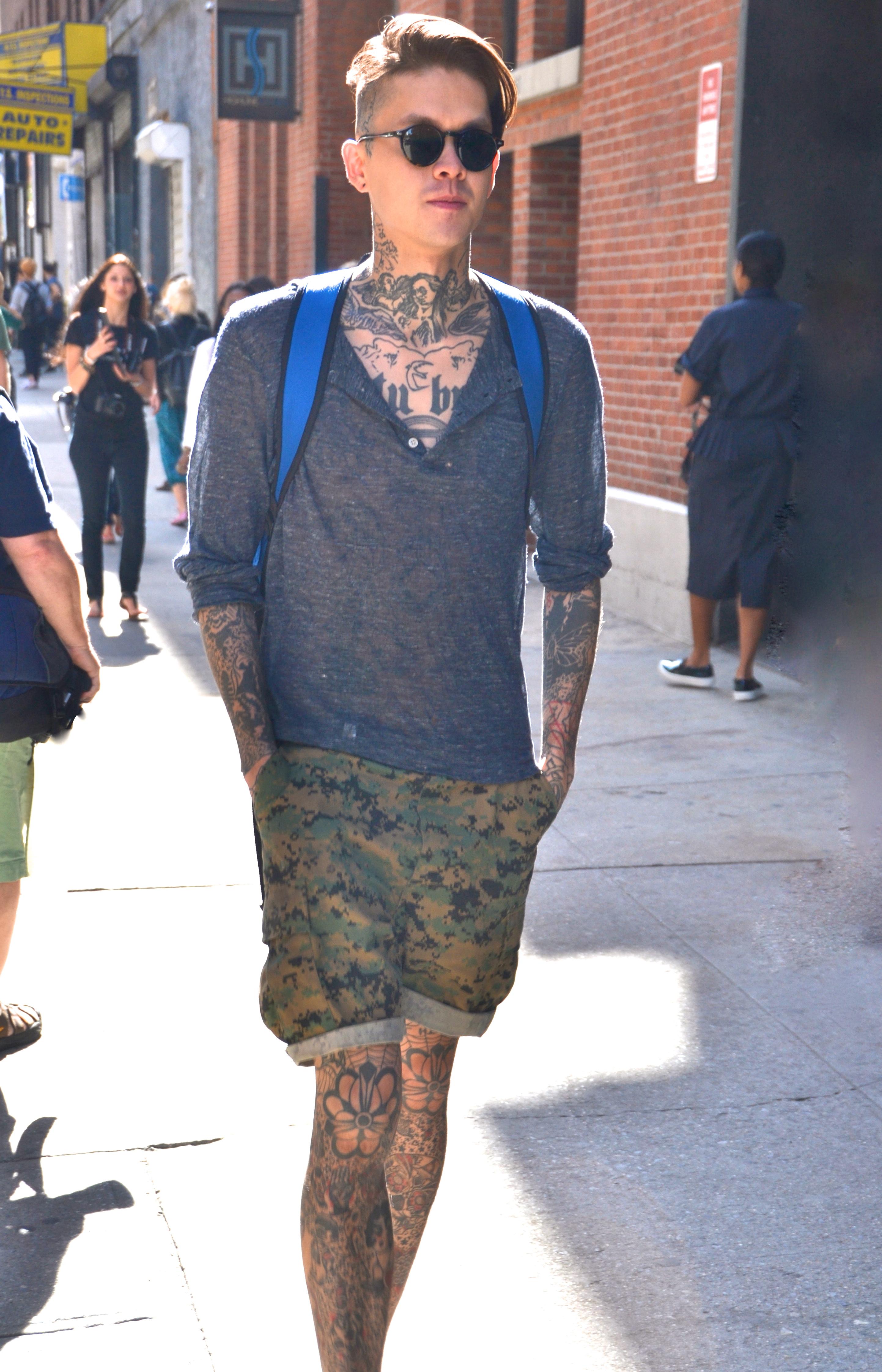 Nyc mens summer fashion 66
