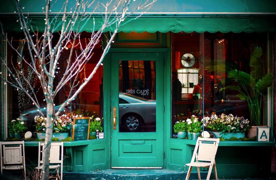 cafe iris