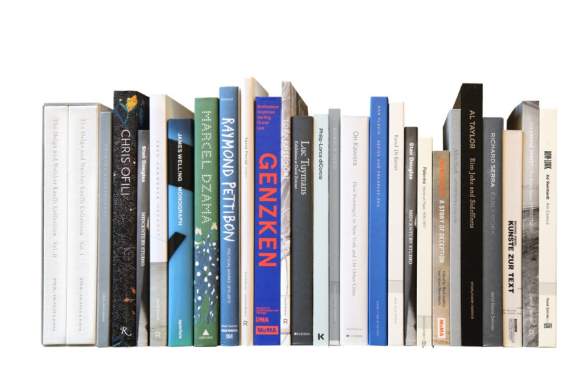 david zwirner po up book store