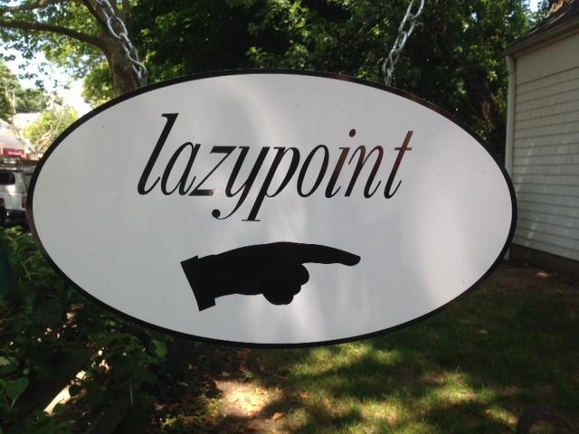 lazy point hamptons