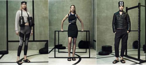 Alexander Wang Womens H&M